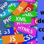 website designing company names